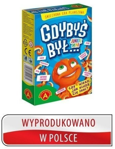 GDYBYŚ BYŁ JUNIOR MINI